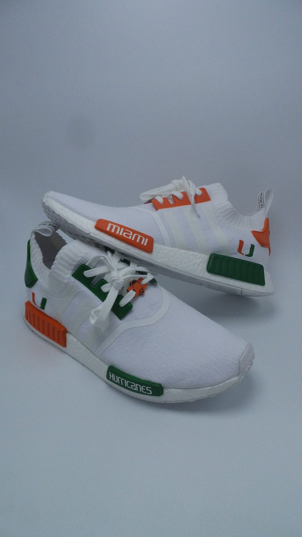 LIMITED EDITION - University of Miami Adidas